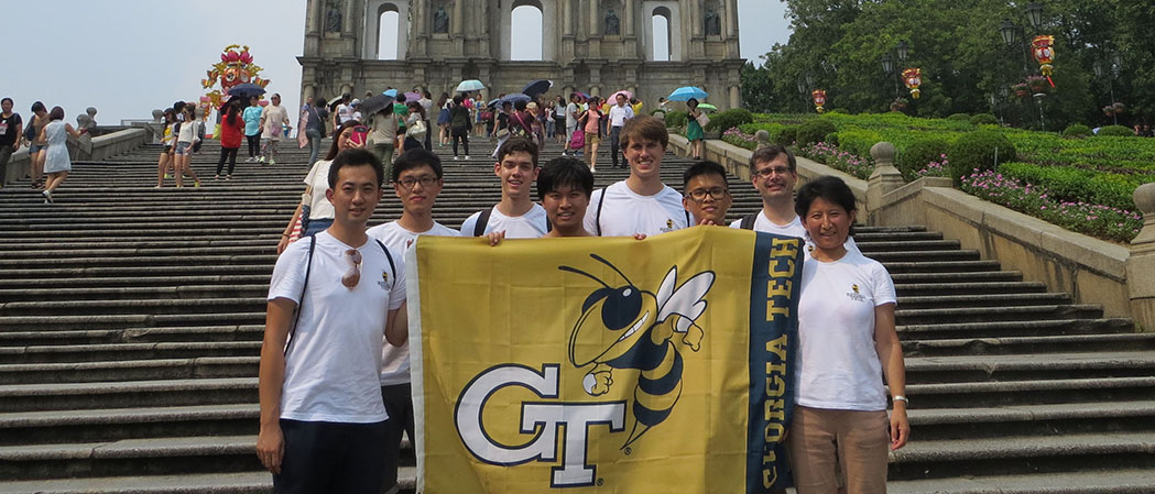 Current Graduate Students Study Abroad