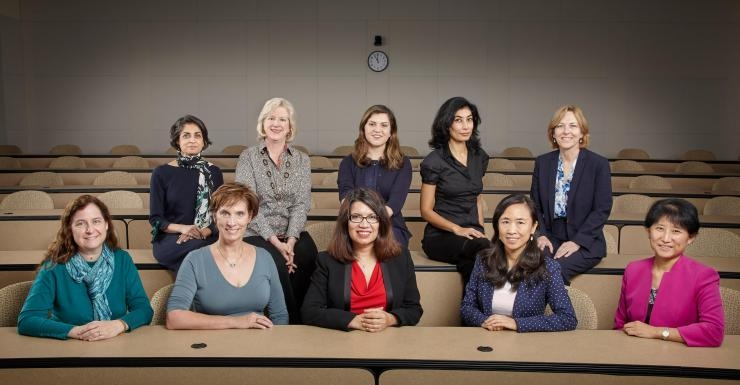 Women Faculty in ECE
