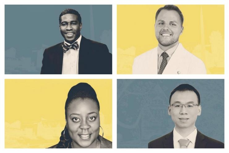 ECE 40 Under 40 Honorees