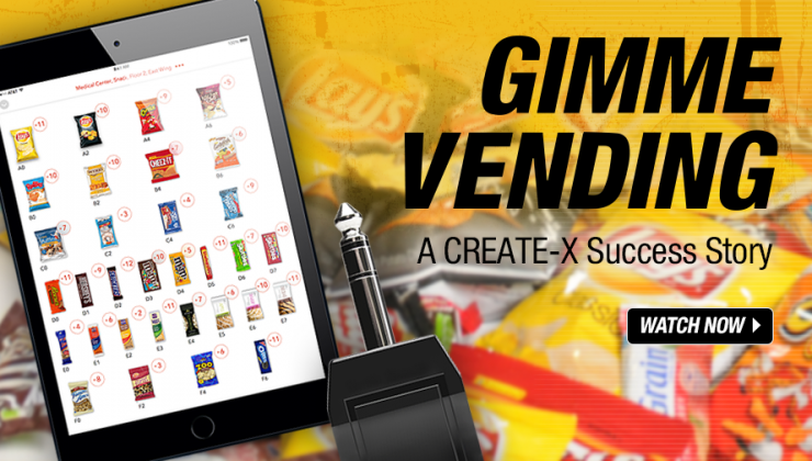Video Spotlight: Gimme Vending